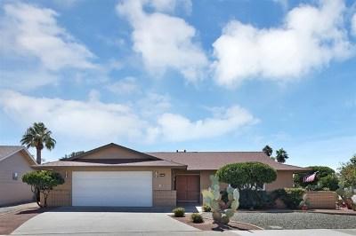 Sun City Single Family Home For Sale: 26355 Brandywine Ct