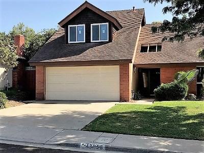 Rancho Penasquitos, Rancho Penesquitos Single Family Home For Sale: 13053 Cavalry Court