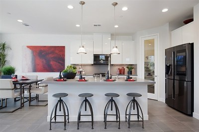 Carlsbad Condo/Townhouse For Sale: 3147 Ceja Place #LOT 66