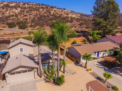 Poway Single Family Home For Sale: 13547 Acton