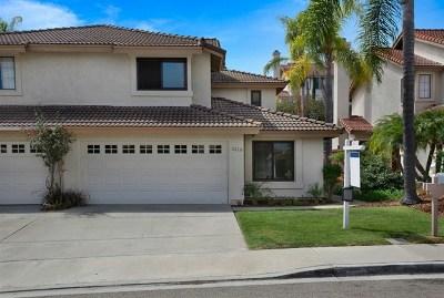 Encinitas Single Family Home For Sale: 2218 Summerhill Drive