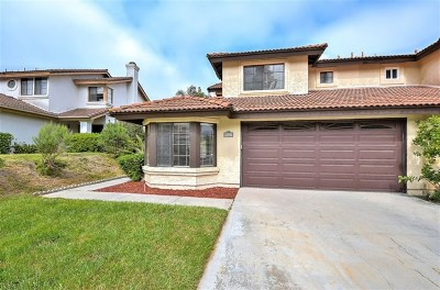 Carlsbad Single Family Home For Sale: 3020 Newshire St