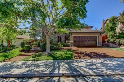 Murrieta Single Family Home For Sale: 35911 Red Bluff Pl