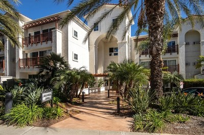 Carlsbad Condo/Townhouse For Sale: 2003 Costa Del Mar Rd #660