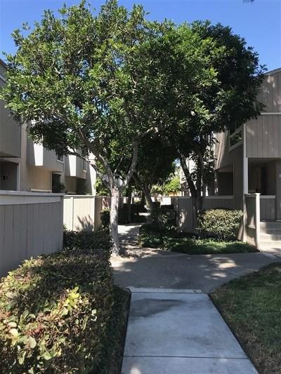 Santa Ana Condo/Townhouse For Sale: 2921 S Fairview #E