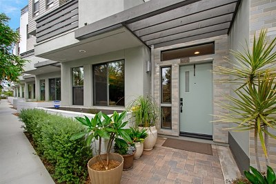 Carlsbad Condo/Townhouse For Sale: 2515 State Street