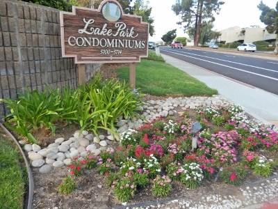 La Mesa Condo/Townhouse For Sale: 5706 Baltimore Dr #342