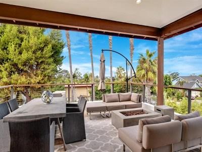 Encinitas Single Family Home For Sale: 733 Stratford Drive