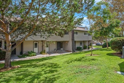 Poway Condo/Townhouse For Sale: 14250 Anabelle Dr