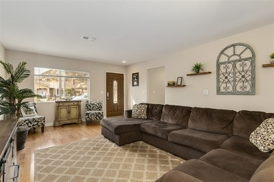 Poway Single Family Home For Sale: 14949 Cinchring Drive