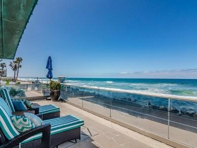 Oceanside Single Family Home For Sale: 714 S The Strand