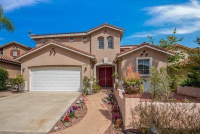 Rancho Penasquitos, Rancho Penesquitos Single Family Home For Sale: 8222 Via Panacea