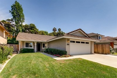 Carlsbad Single Family Home For Sale: 7914 Calle San Felipe