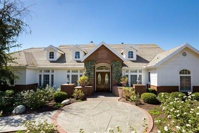 Escondido Single Family Home For Sale: 2355 Avenida La Cima
