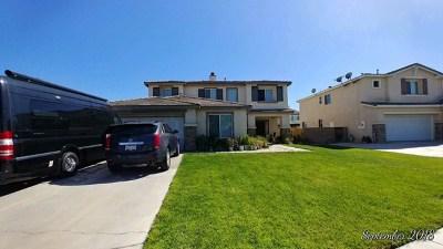 Menifee Single Family Home For Sale: 26791 Summerwood Cir