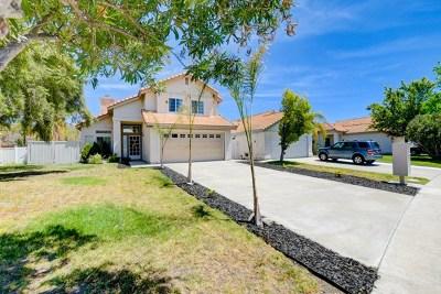 Single Family Home For Sale: 30184 Pechanga Drive