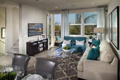 Imperial Beach Condo/Townhouse For Sale: 513 Pelican Lane