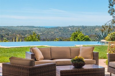Encinitas Single Family Home For Sale: 3544 Lone Hill Ln