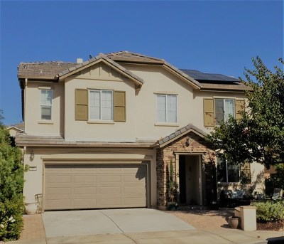 Fallbrook Single Family Home For Sale: 4135 Lake Circle Drive