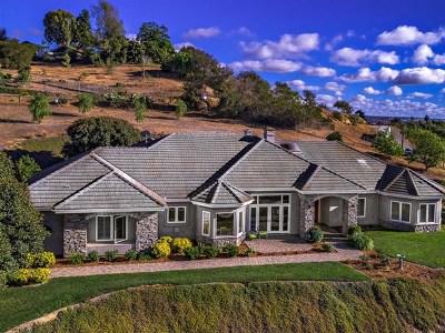Bonsall Single Family Home For Sale: 4205 Via Rancho Del Lago