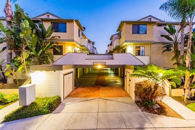 Imperial Beach Condo/Townhouse For Sale: 1475 Hemlock Ave