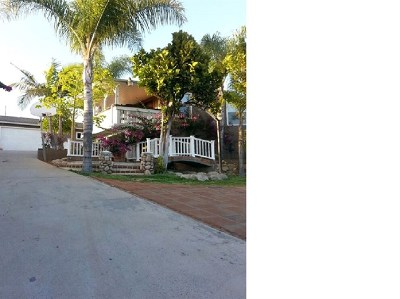 Spring Valley Single Family Home For Sale: 1731 Helix St