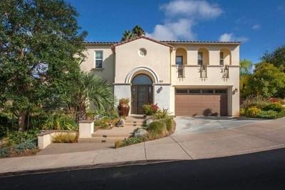 Encinitas Single Family Home For Sale: 1010 Scarlet Way