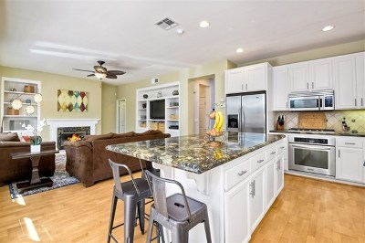San Marcos Single Family Home For Sale: 667 Feather Drive