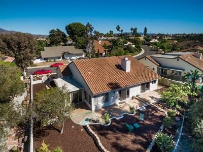 Bonita Single Family Home For Sale: 406 Camino Elevado