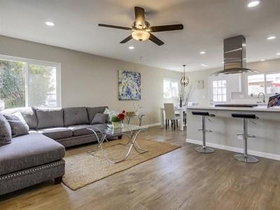 Lemon Grove Multi Family Home For Sale: 7188 San Miguel Ave