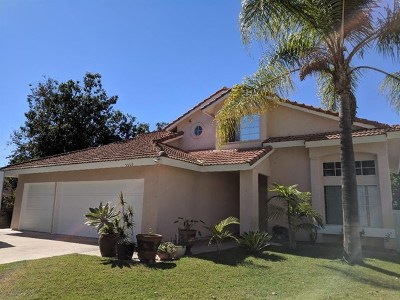 Oceanside Single Family Home For Sale: 4609 Doral Court