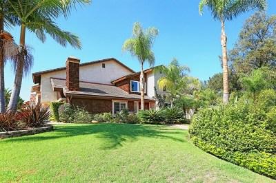 Rancho Penasquitos, Rancho Penesquitos Single Family Home For Sale: 9090 Oviedo St