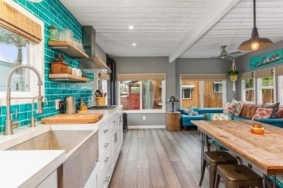 Encinitas Single Family Home For Sale: 123 Jasper St #SPC 36