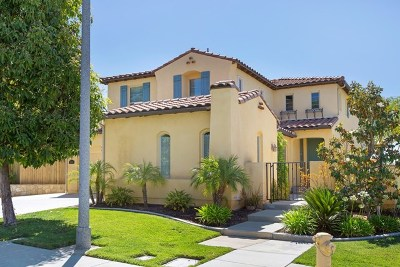 Escondido Single Family Home For Sale: 2655 Pummelo Ct