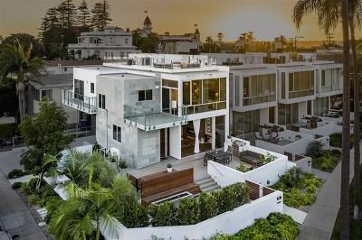 Coronado Condo/Townhouse For Sale: 1538 Ynez Pl