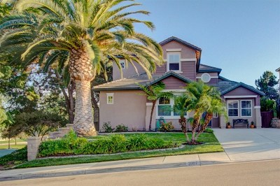 Carlsbad Single Family Home For Sale: 3907 Stoneridge Rd