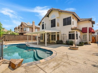 San Marcos Single Family Home For Sale: 668 Corte Loren