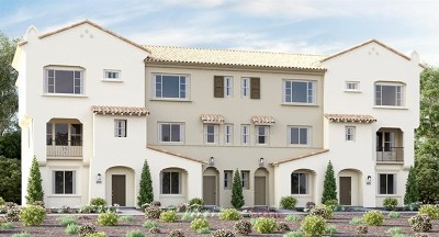 Vista Condo/Townhouse For Sale: 1579 Castillo Way #2