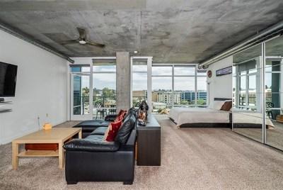 San Diego Condo/Townhouse For Sale: 1080 Park Blvd #511