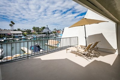 Coronado Condo/Townhouse For Sale: 72 Antigua