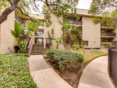 San Diego Condo/Townhouse For Sale: 6304 Friars Road #230