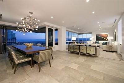 San Deigo, San Diego, San Diego/north Pacific Beach Condo/Townhouse For Sale: 700 Front Street #2502