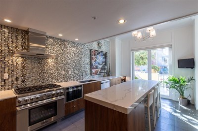 San Diego CA Condo/Townhouse For Sale: $1,250,000