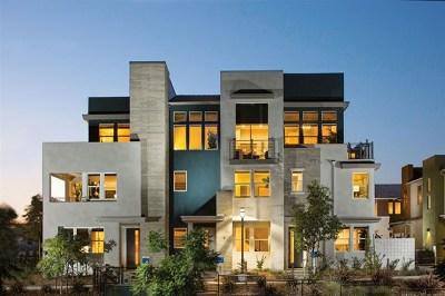 Chula Vista Condo/Townhouse For Sale: 2066 Tango Loop #2
