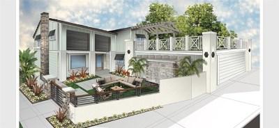 Coronado Single Family Home For Sale: 624 10th St