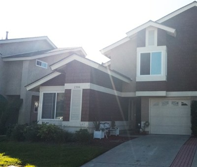 San Diego CA Single Family Home For Sale: $490,000