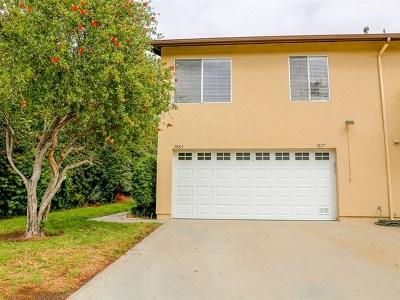 San Diego Condo/Townhouse For Sale: 9883 Caminito Bolsa