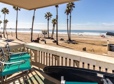 Oceanside Condo/Townhouse For Sale: 999 N Pacific St. #A22