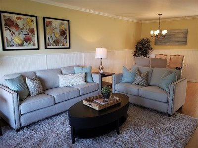 Oceanside Condo/Townhouse For Sale: 1004 Plover Way
