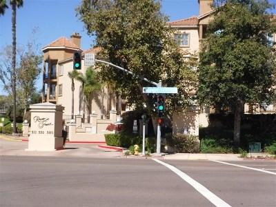 San Diego Condo/Townhouse For Sale: 580 Camino De La Reina #122